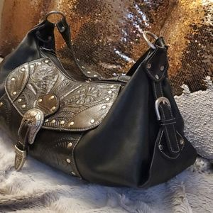 American West Retro Romance Rodeo Bag